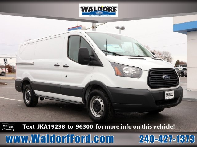 2018 Transit 150 Low Roof 4x2,  Empty Cargo Van #WJ5261 - photo 3