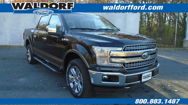 2018 F-150 SuperCrew Cab 4x4,  Pickup #WJ5297 - photo 3