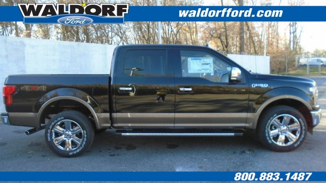 2018 F-150 SuperCrew Cab 4x4,  Pickup #WJ5297 - photo 4