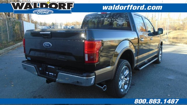 2018 F-150 SuperCrew Cab 4x4,  Pickup #WJ5297 - photo 5