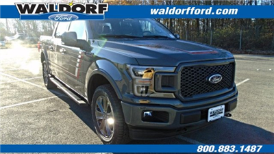 2018 F-150 Crew Cab 4x4, Pickup #WJ5303 - photo 3