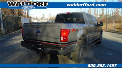 2018 F-150 Crew Cab 4x4, Pickup #WJ5303 - photo 5