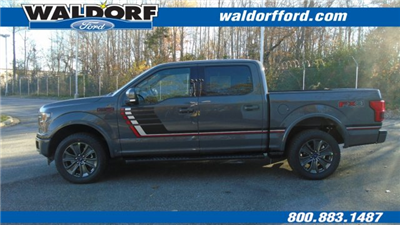 2018 F-150 Crew Cab 4x4, Pickup #WJ5303 - photo 7
