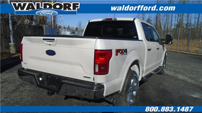 2018 F-150 SuperCrew Cab 4x4, Pickup #WJ5352 - photo 5