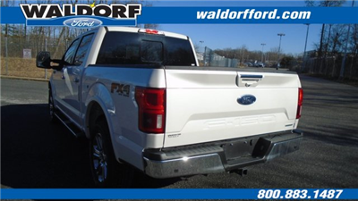 2018 F-150 SuperCrew Cab 4x4, Pickup #WJ5352 - photo 2