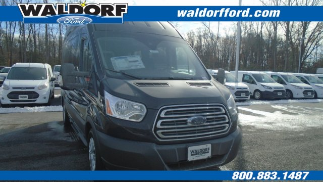 2018 Transit 350 High Roof 4x2,  Passenger Wagon #WJ5357 - photo 3