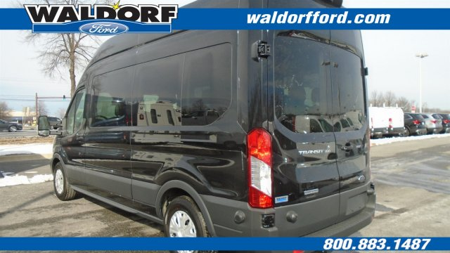 2018 Transit 350 High Roof 4x2,  Passenger Wagon #WJ5357 - photo 2