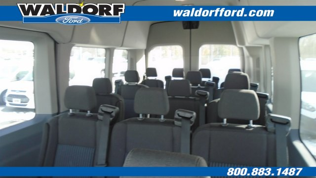 2018 Transit 350 High Roof 4x2,  Passenger Wagon #WJ5357 - photo 9