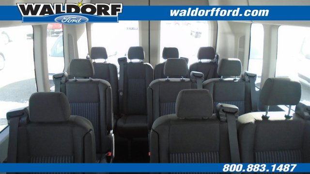 2018 Transit 350 High Roof 4x2,  Passenger Wagon #WJ5357 - photo 10