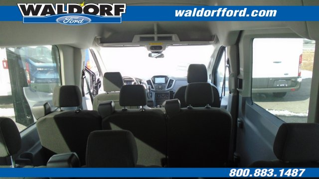 2018 Transit 350 High Roof 4x2,  Passenger Wagon #WJ5357 - photo 11