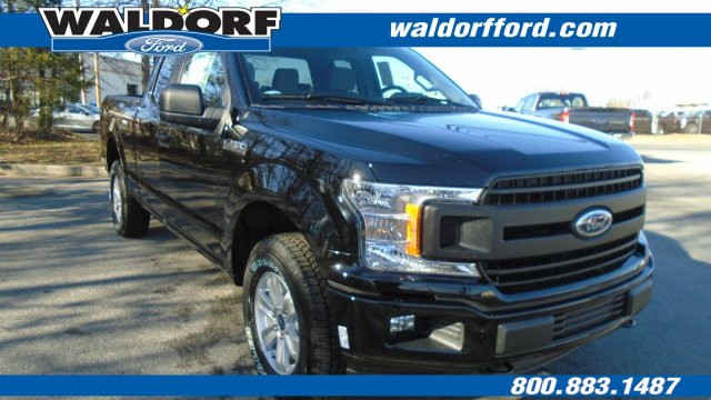 2018 F-150 Super Cab 4x4,  Pickup #WJ5421 - photo 3