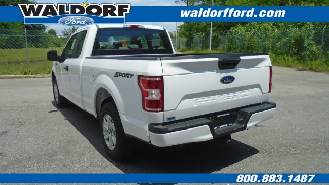 2018 F-150 Super Cab 4x2,  Pickup #WJ5441 - photo 2