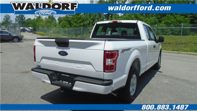 2018 F-150 Super Cab 4x2,  Pickup #WJ5441 - photo 5