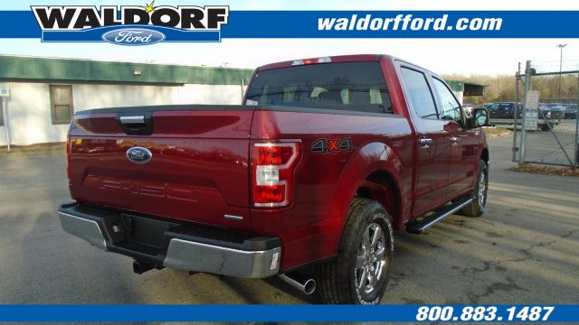 2018 F-150 SuperCrew Cab 4x4,  Pickup #WJ5446 - photo 5