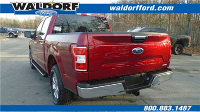 2018 F-150 SuperCrew Cab 4x4,  Pickup #WJ5446 - photo 2