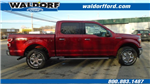 2018 F-150 SuperCrew Cab 4x4,  Pickup #WJ5446 - photo 4
