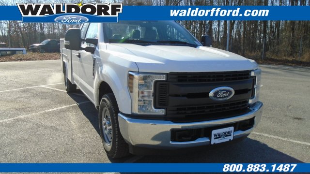 2018 F-250 Super Cab 4x2,  Reading Service Body #WJ5567 - photo 3