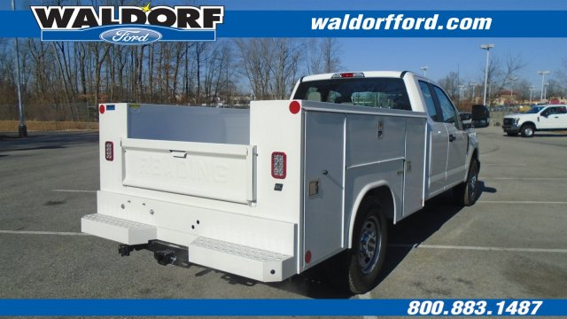 2018 F-250 Super Cab 4x2,  Reading Service Body #WJ5567 - photo 5