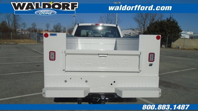 2018 F-250 Super Cab 4x2,  Reading Service Body #WJ5567 - photo 6