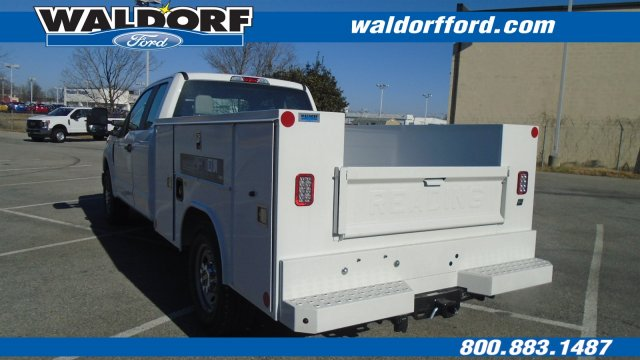 2018 F-250 Super Cab 4x2,  Reading Service Body #WJ5567 - photo 2