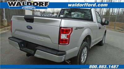 2018 F-150 Regular Cab, Pickup #WJ5599 - photo 5