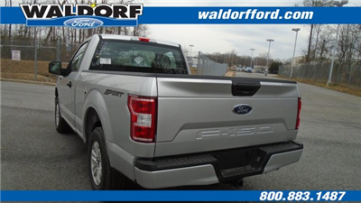 2018 F-150 Regular Cab, Pickup #WJ5599 - photo 2