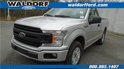 2018 F-150 Regular Cab, Pickup #WJ5599 - photo 1