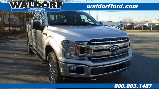 2018 F-150 SuperCrew Cab 4x4,  Pickup #WJ5614 - photo 3