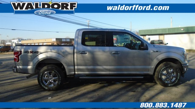 2018 F-150 SuperCrew Cab 4x4,  Pickup #WJ5614 - photo 4