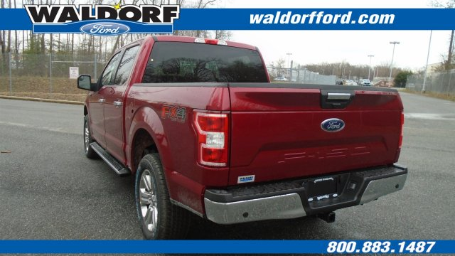 2018 F-150 SuperCrew Cab 4x4,  Pickup #WJ5658 - photo 2