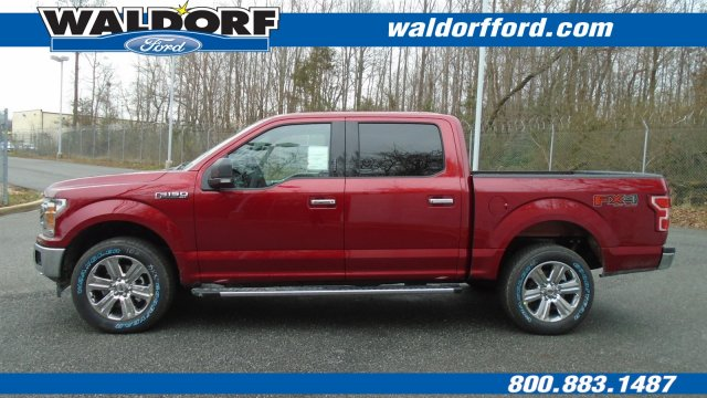 2018 F-150 SuperCrew Cab 4x4,  Pickup #WJ5658 - photo 7