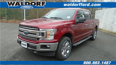 2018 F-150 SuperCrew Cab 4x4,  Pickup #WJ5658 - photo 1