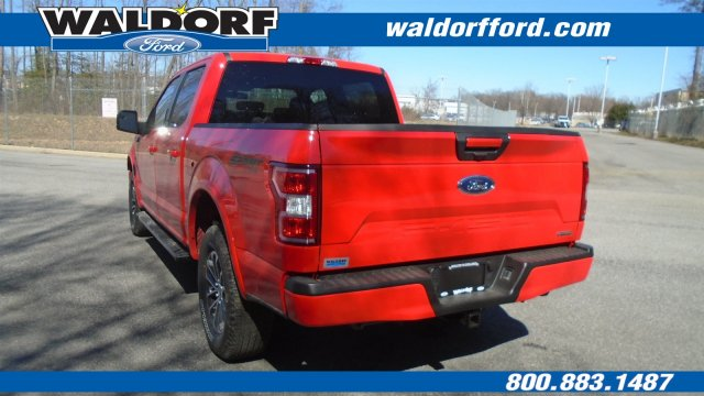 2018 F-150 SuperCrew Cab 4x4,  Pickup #WJ5707 - photo 2
