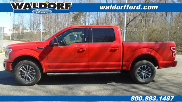 2018 F-150 SuperCrew Cab 4x4,  Pickup #WJ5707 - photo 7