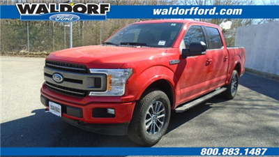 2018 F-150 SuperCrew Cab 4x4,  Pickup #WJ5707 - photo 1