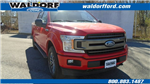 2018 F-150 SuperCrew Cab 4x4,  Pickup #WJ5707 - photo 3