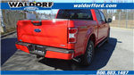 2018 F-150 SuperCrew Cab 4x4,  Pickup #WJ5707 - photo 5