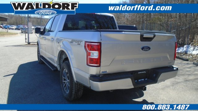 2018 F-150 SuperCrew Cab 4x4,  Pickup #WJ5817 - photo 2