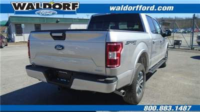 2018 F-150 SuperCrew Cab 4x4,  Pickup #WJ5817 - photo 5