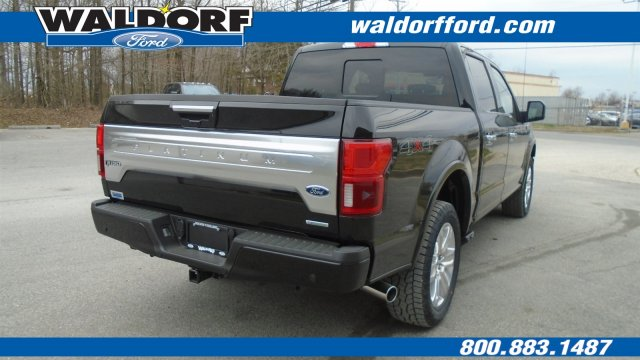 2018 F-150 SuperCrew Cab 4x4,  Pickup #WJ5926 - photo 5