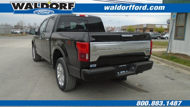 2018 F-150 SuperCrew Cab 4x4,  Pickup #WJ5926 - photo 2