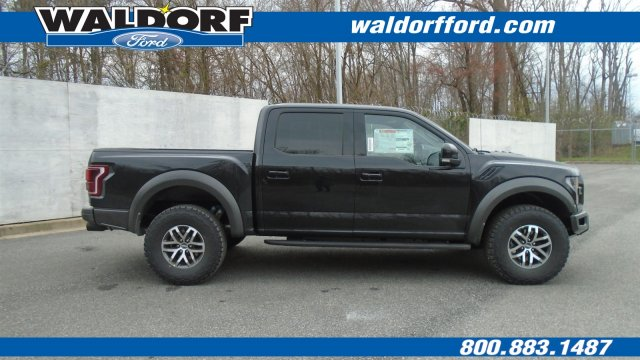 2018 F-150 SuperCrew Cab 4x4,  Pickup #WJ5929 - photo 4