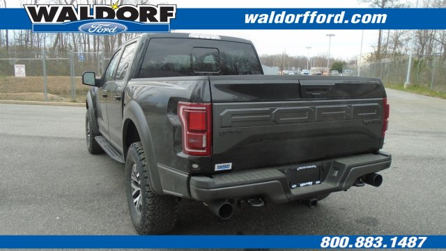2018 F-150 SuperCrew Cab 4x4,  Pickup #WJ5929 - photo 2