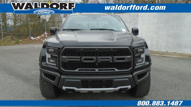2018 F-150 SuperCrew Cab 4x4,  Pickup #WJ5929 - photo 8