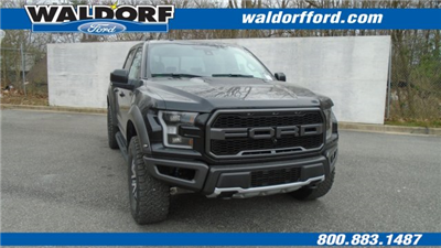 2018 F-150 SuperCrew Cab 4x4,  Pickup #WJ5929 - photo 3
