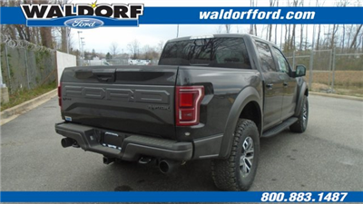 2018 F-150 SuperCrew Cab 4x4,  Pickup #WJ5929 - photo 5