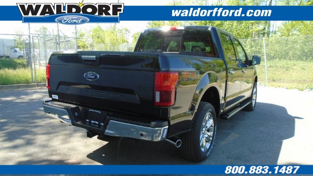 2018 F-150 SuperCrew Cab 4x4,  Pickup #WJ6067 - photo 5