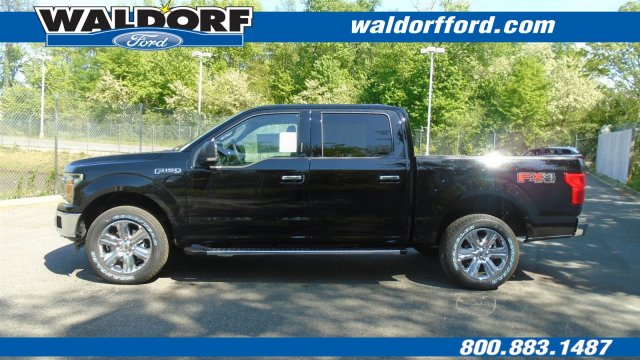 2018 F-150 SuperCrew Cab 4x4,  Pickup #WJ6067 - photo 7