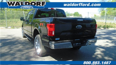 2018 F-150 SuperCrew Cab 4x4,  Pickup #WJ6067 - photo 2