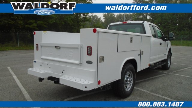 2018 F-350 Super Cab 4x4,  Reading Service Body #WJ6097 - photo 5